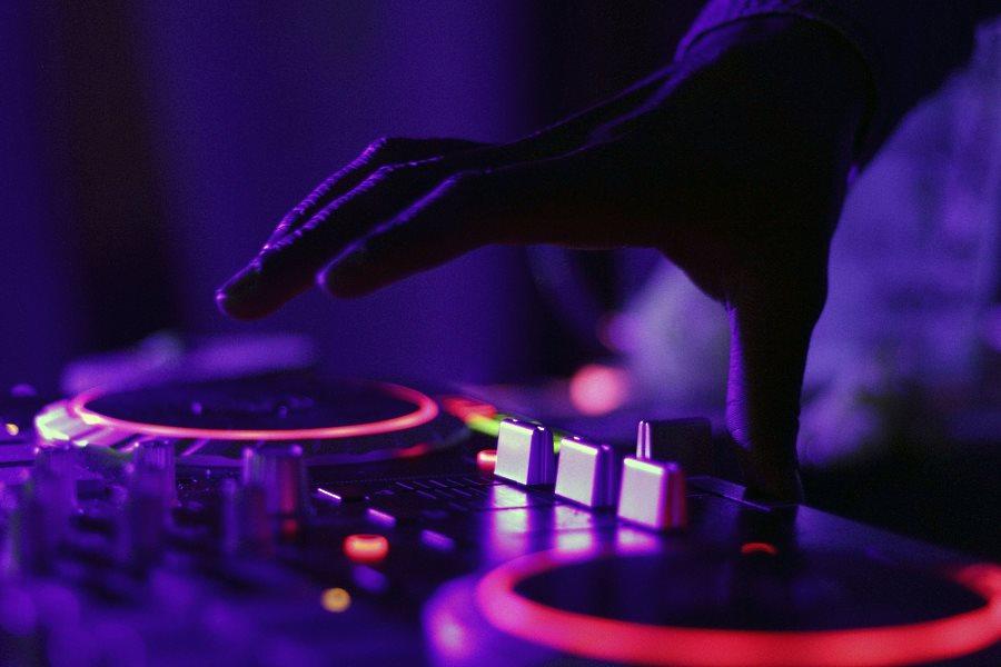 DJ pour l'animation d'un mariage