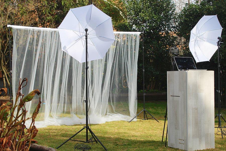 Photo booth de mariage