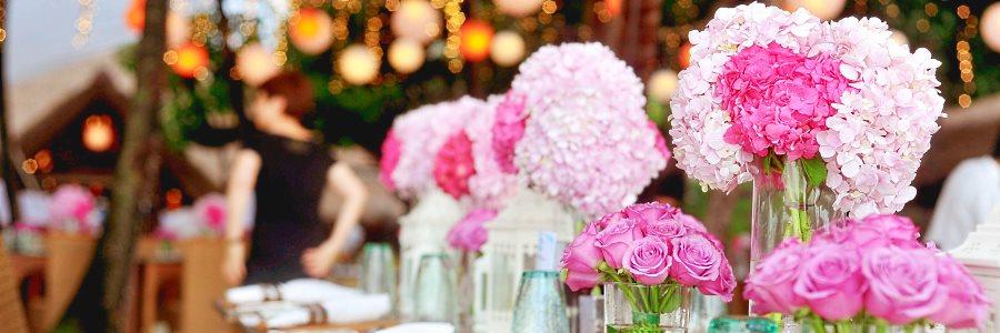 Compositions florales pour cérémonie laïque