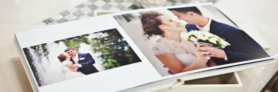 Livre photo de mariage