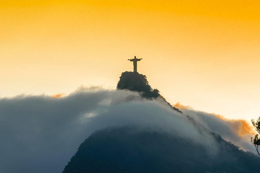 Voyage de noce au Brésil