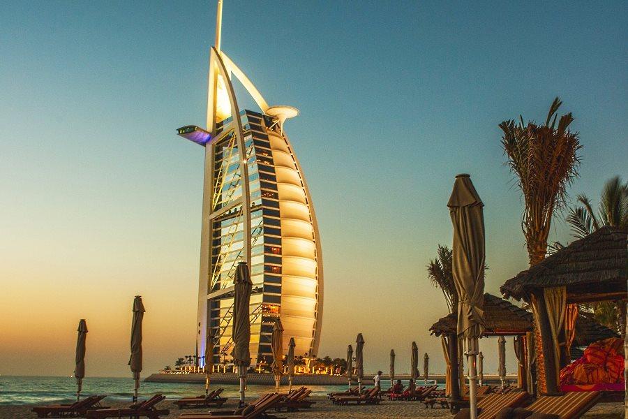 Voyage de noce à Dubaï