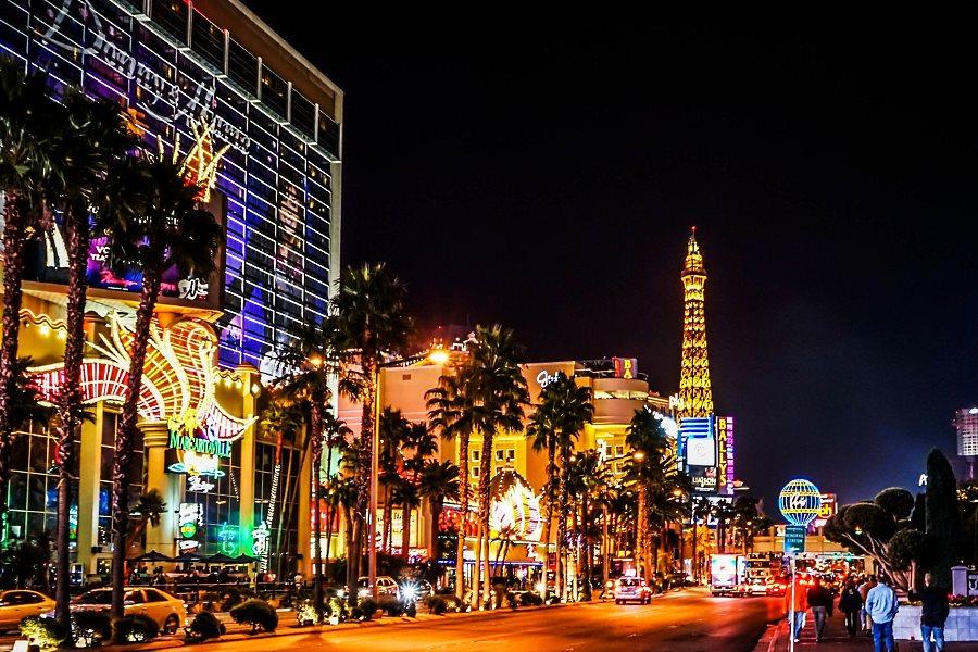 Voyage de noce à Las Vegas