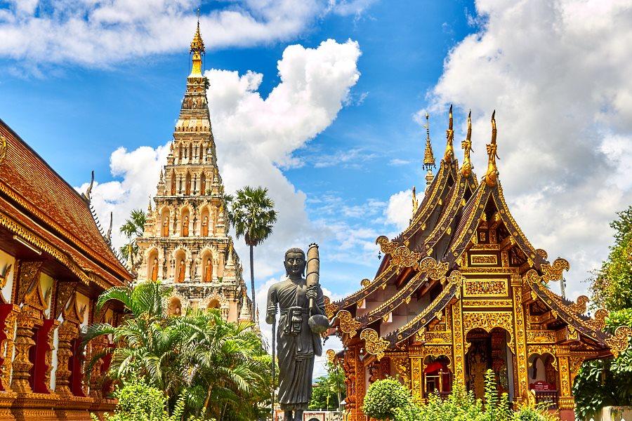 Voyage de noce en Thaïlande